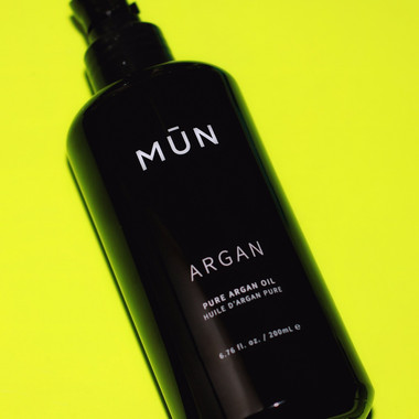 MŪN PURE ARGAN OIL