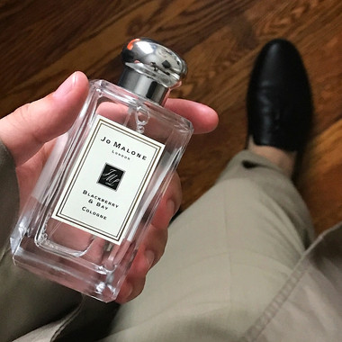JO MALONE BLACKBERRY & BAY COLOGNE