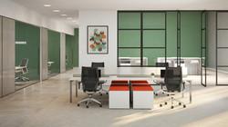 Contemporary Workstations