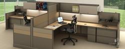 Tiled Workstations