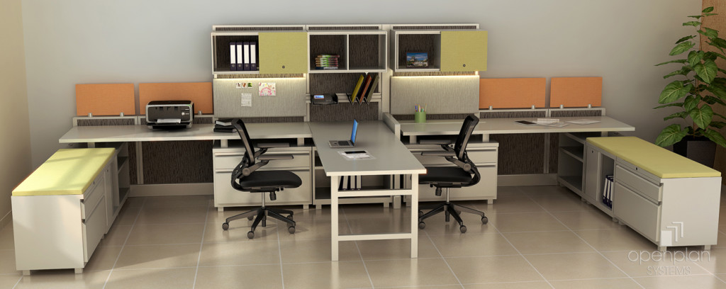 Versatile Workspaces