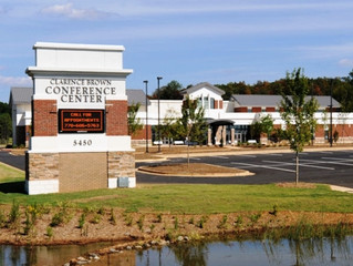 Clarence Brown Conference Center   Cartersville, GA