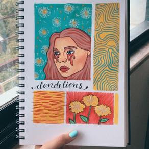 Dandelions - Neeharika Nene