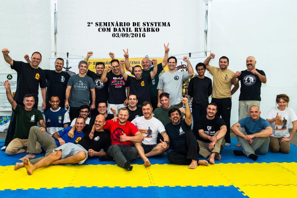 Seminário com Daniil Ryabko