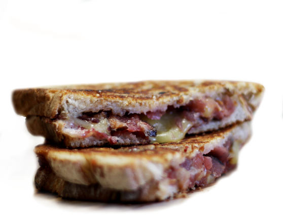 CRANBERRY & AGED CHEDDAR  GRILLED CHEESE