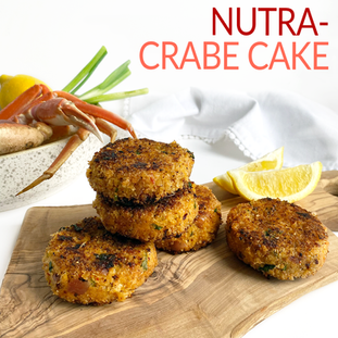 NUTRA-CRABE CAKE