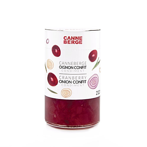 CRANBERRY AND ONION CONFIT 212 ml
