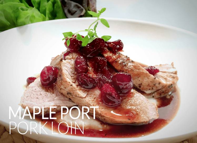 MAPLE PORT PORK LOIN
