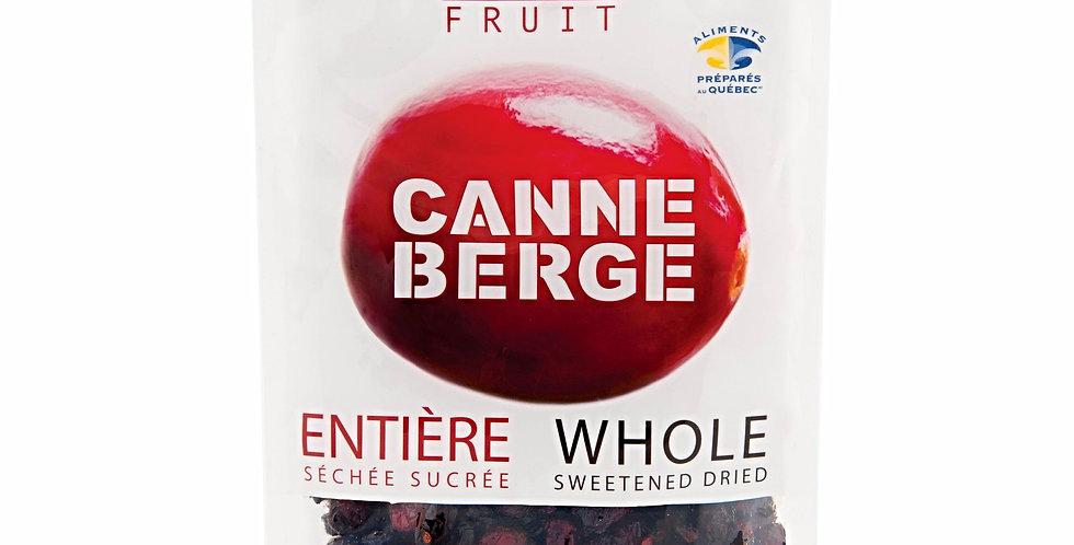 CANNEBERGE SÉCHÉE SUCRÉE  454 g / 1 lbs