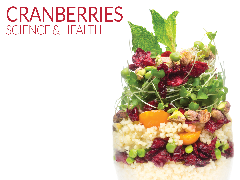 cranberries science & healty