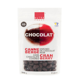 canneberge choco noir 325 g_front