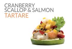 CRANBERRY SCALLOP & SALMON TARTARE-min.p