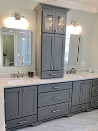 Custom Cabinetry Built Ins