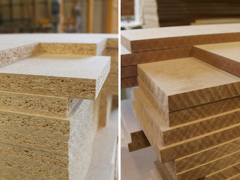 MDF ou MDP, qual melhor material para os móveis planejados?