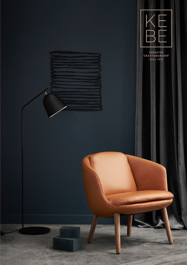 Side chair collection for Kebe