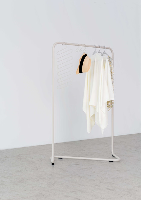S-Rack clothes hanger for Roommate