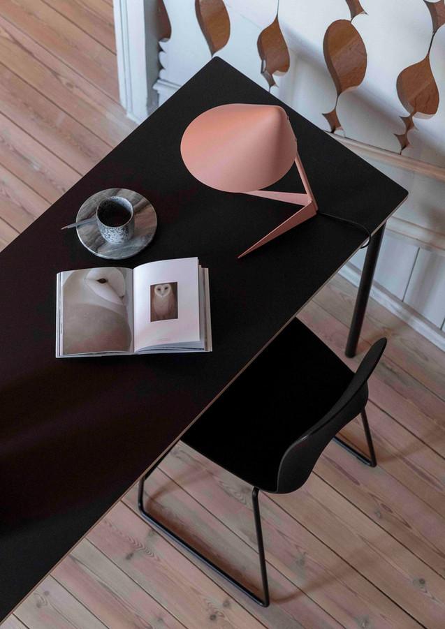 Mood bar chair for Randers + Radius
