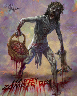 Zombie Jesus Day 2021