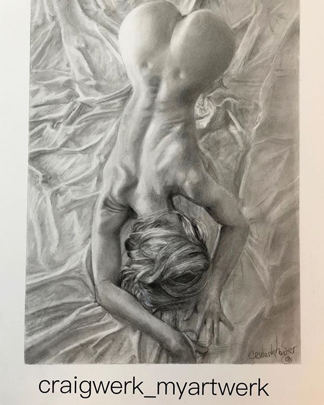 figure drawing. 🎨✍️😁Really enjoyed
