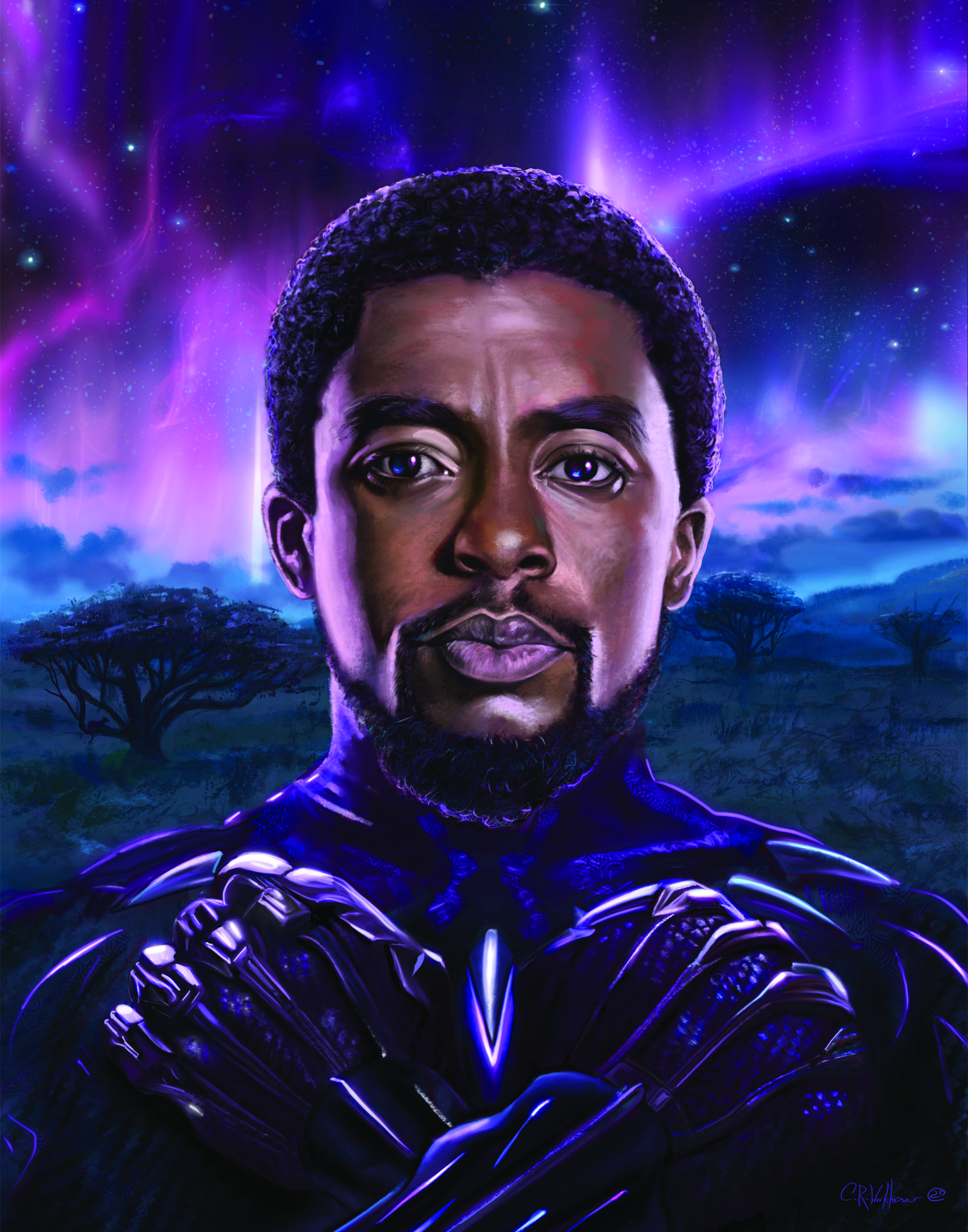 Poster Wakanda Forever
