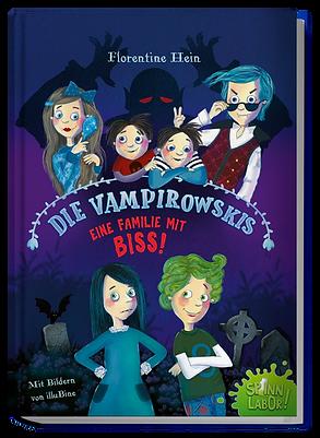 Die Vampirowskis - Eine Familie mit Biss