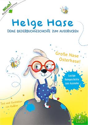 Helge Hase Bilderbuchgeschichte zum Ausdrucken