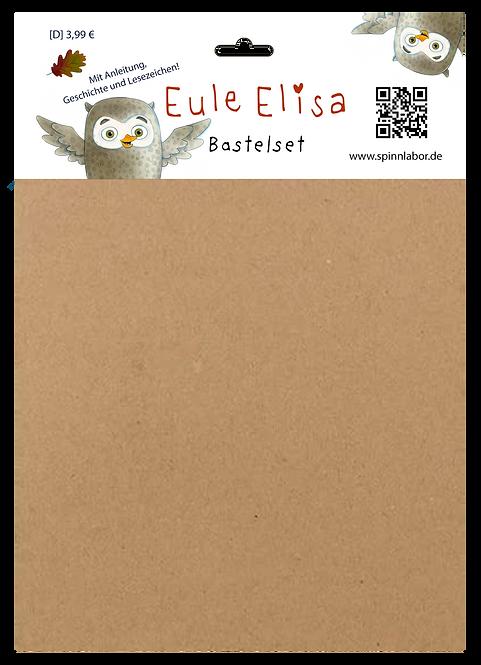 Bastelset Eule Elisa
