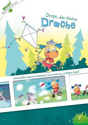Drops, der kleine Drache (Schreib dein eigenes Kinderbuch)