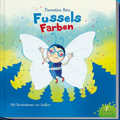 Fussels Farben Hochwertiges Hardcover Bilderbuch