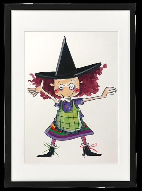 Kleine Hexe Betty