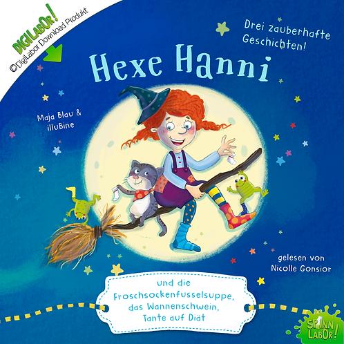 Hexe Hanni Hörbuch