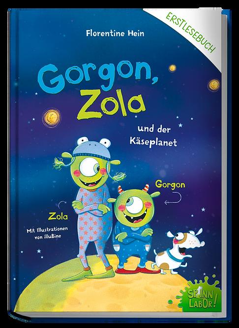 Gorgon Zola und der Käseplanet