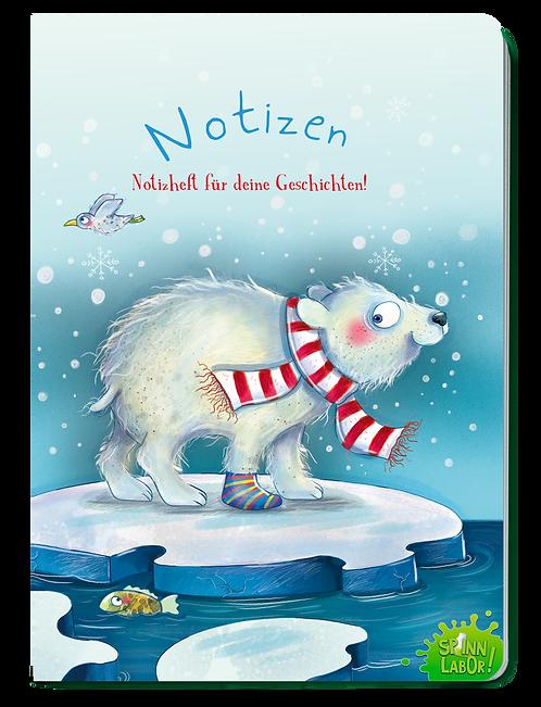 """Notizen """"Eisbär"""""""