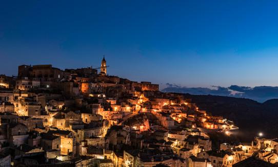 Matera, Southern Italy