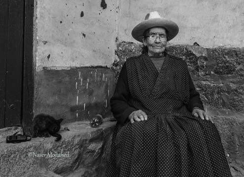 Andean Woman-1