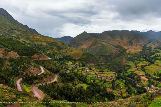 Inca Lands,