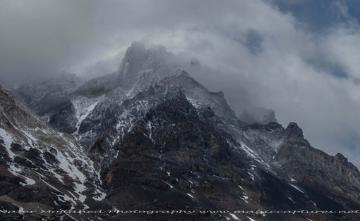 Towers of Torres del Paine