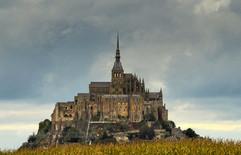St. Mont Michel, France