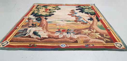 Atelier des arts - Nettoyage tapisseries