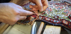 Atelier des Arts - Restauration tapis et