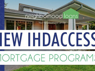 New IHDA ACCESS Mortgage Programs Can Help You Buy A Home