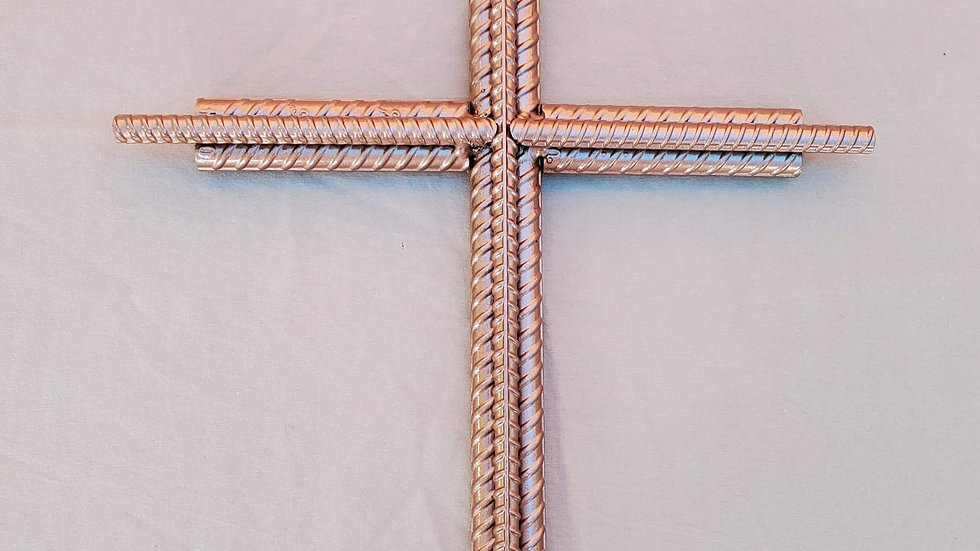 Cross - Small Triple Layer Long