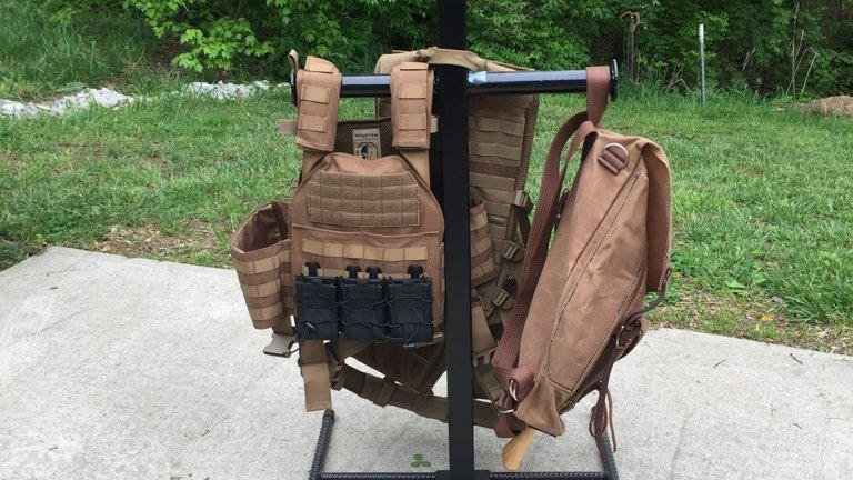 Warrior Rack