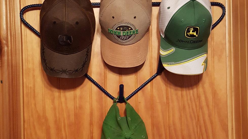 Triangle Hat & Belt Rack