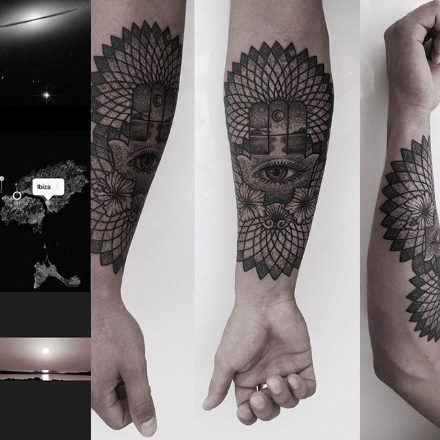 Tattoo Ibiza Sentimental