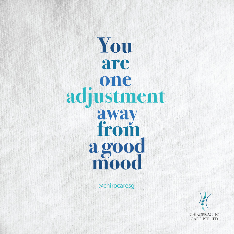 Chiropractic Care Quotes