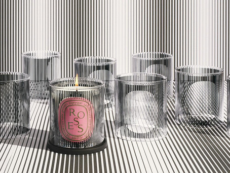 Diptyque's graphic 60th anniversary celebration