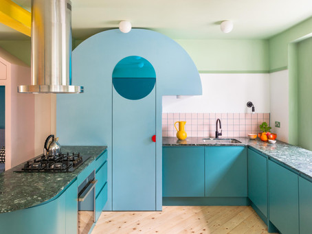 Colourful homes to inspire your vibrant interior renovation