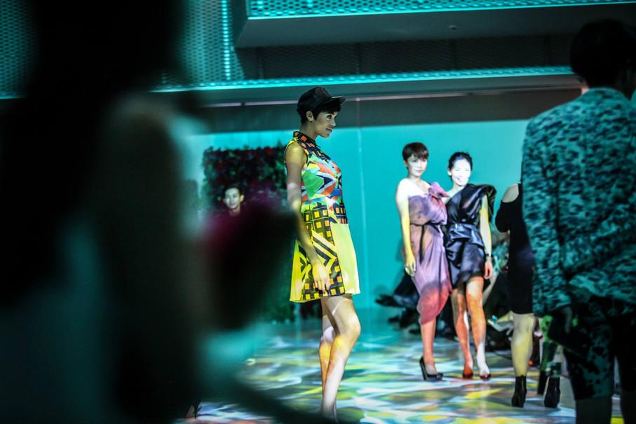 TILL GENESIS COMES at Digital Fashion We