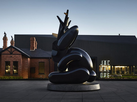 Hotels are rivalling galleries as the world's top art destinations